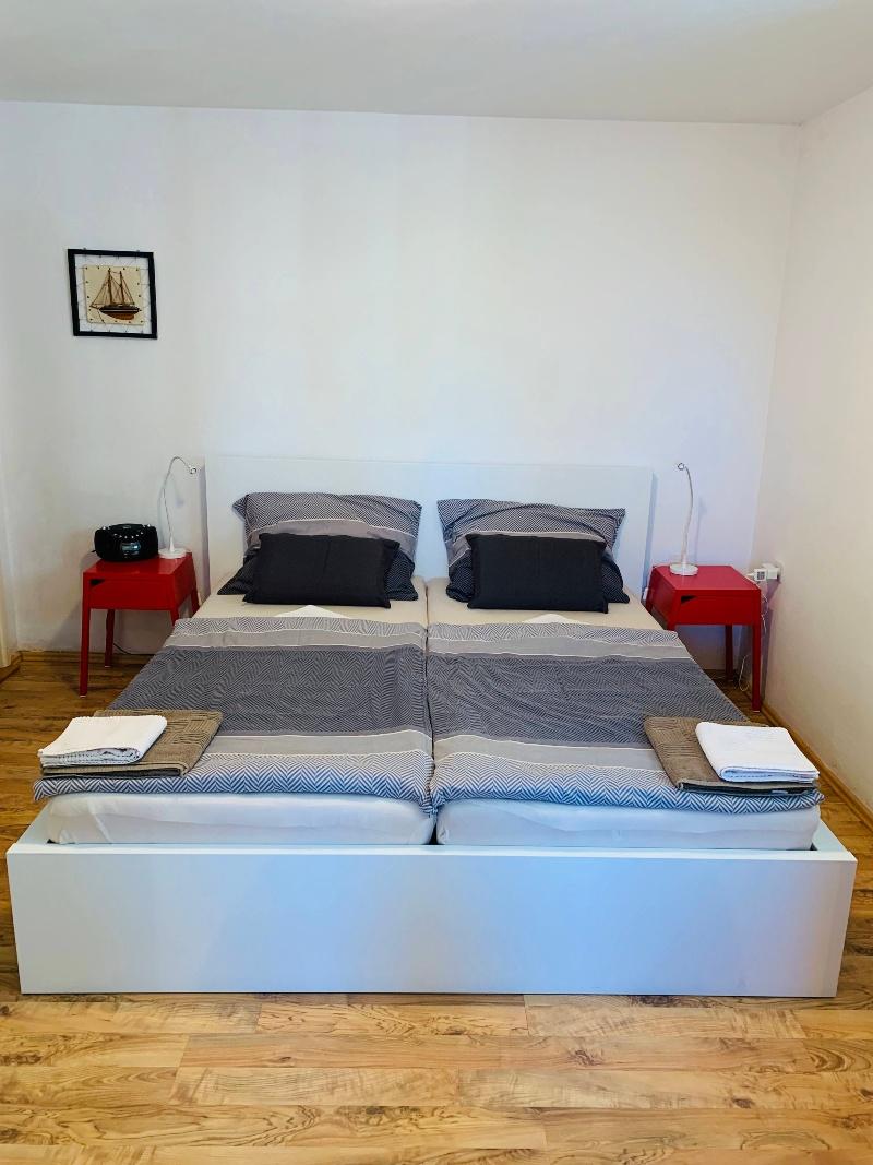 Apartamente Apartman A & M 11853, Njivice, Krk, Regiunea Primorje-Gorski Kotar