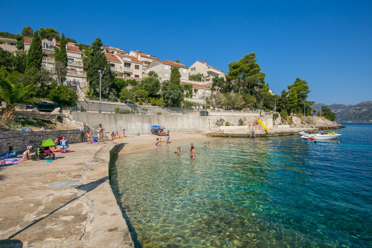 Aпартамент ŠEGEDIN 12273, Korčula, Korčula, Дубровник-Неретва