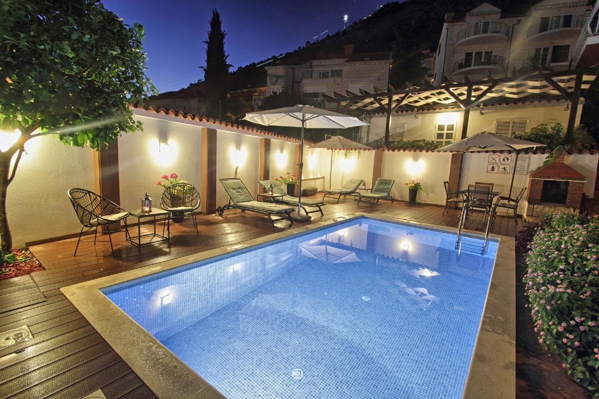 Apartment (2+0) Ploče (Dubrovnik), Dubrovnik, Kroatien