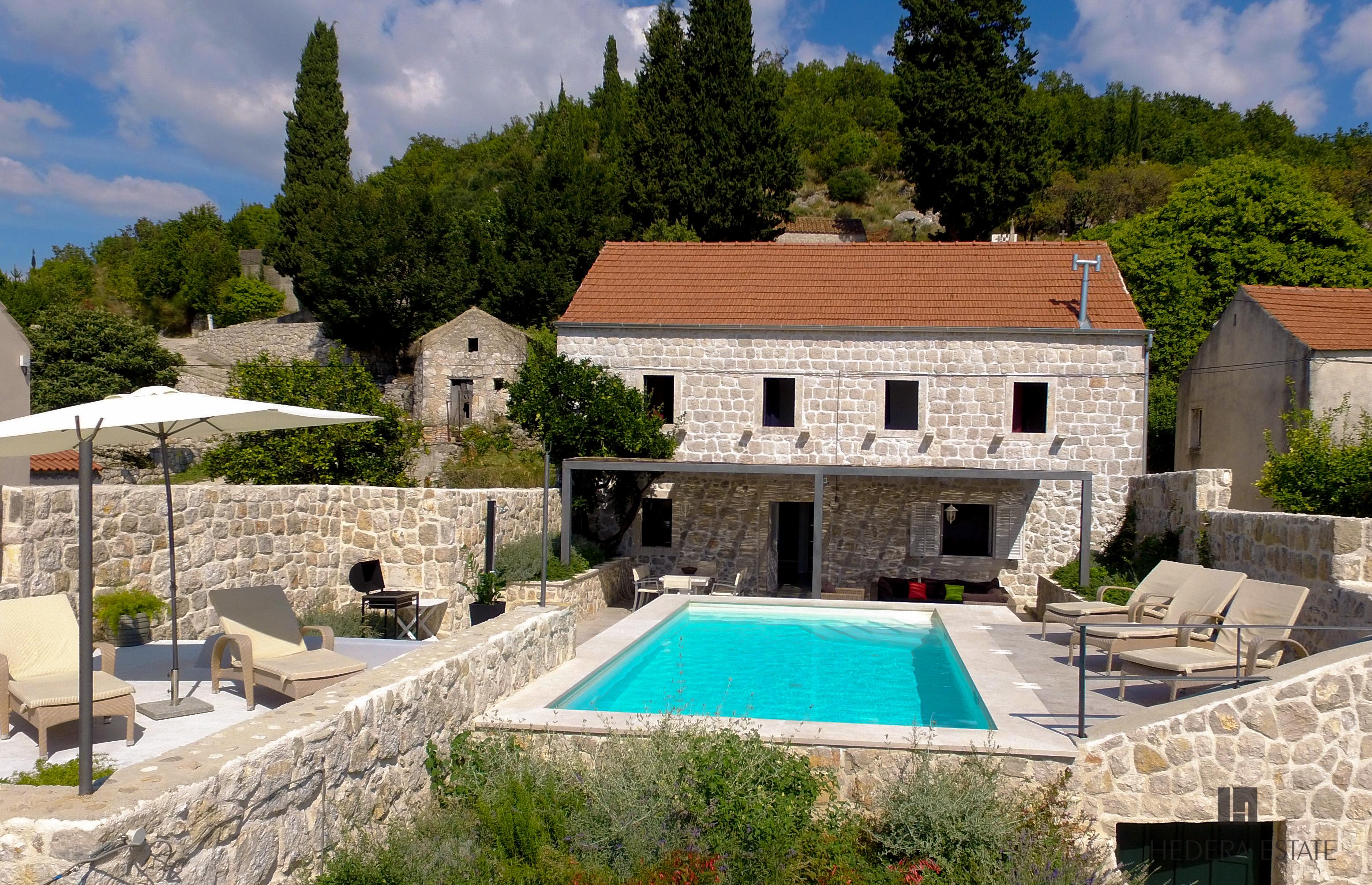 Villa Hedera VIII 402, Orašac, Dubrovnik Riviera, Dubrovnik region