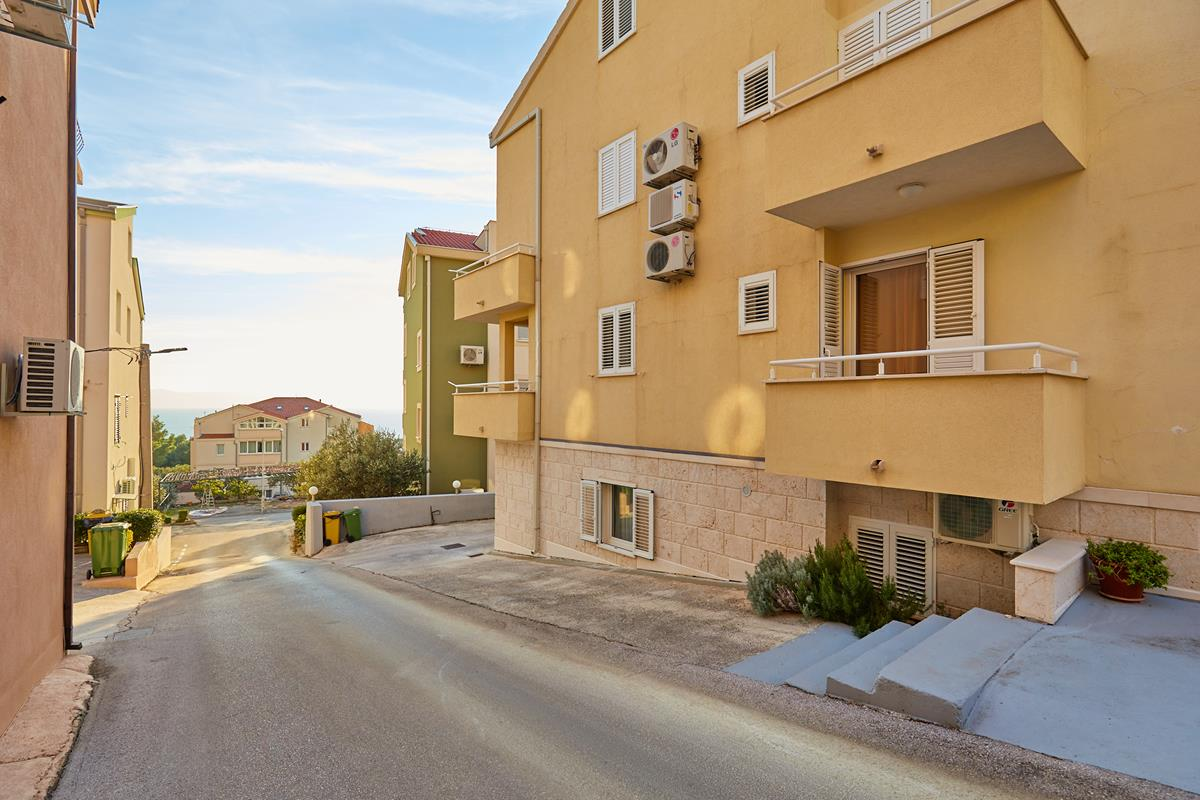 Apartments Zelic Tucepi S5 1318, Tučepi, Makarska Riviera, Split region
