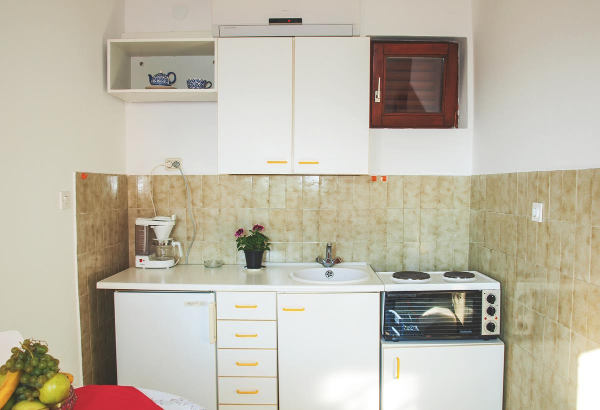 House Mima Drage 710, Drage, Biograd area, Northern Dalmatia