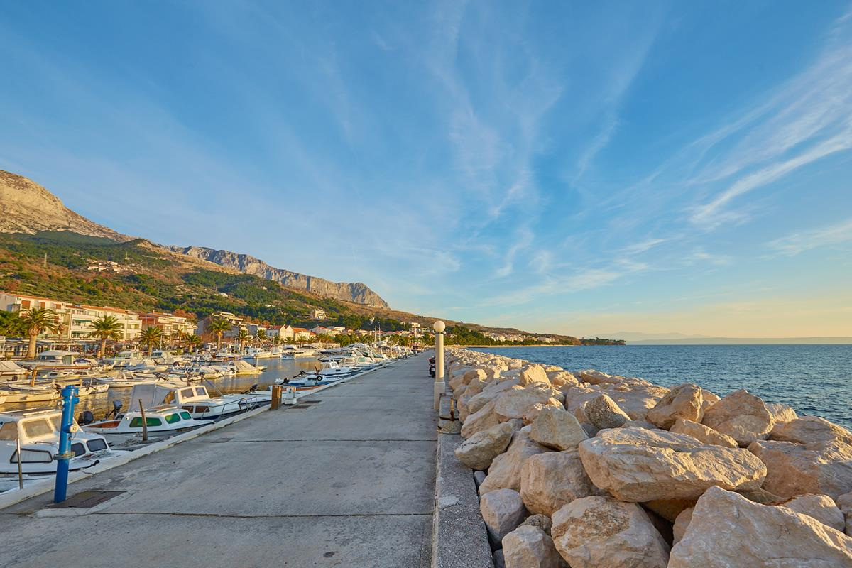 Apartments Zelic Tucepi  S6 1317, Tučepi, Makarska Riviera, Split region