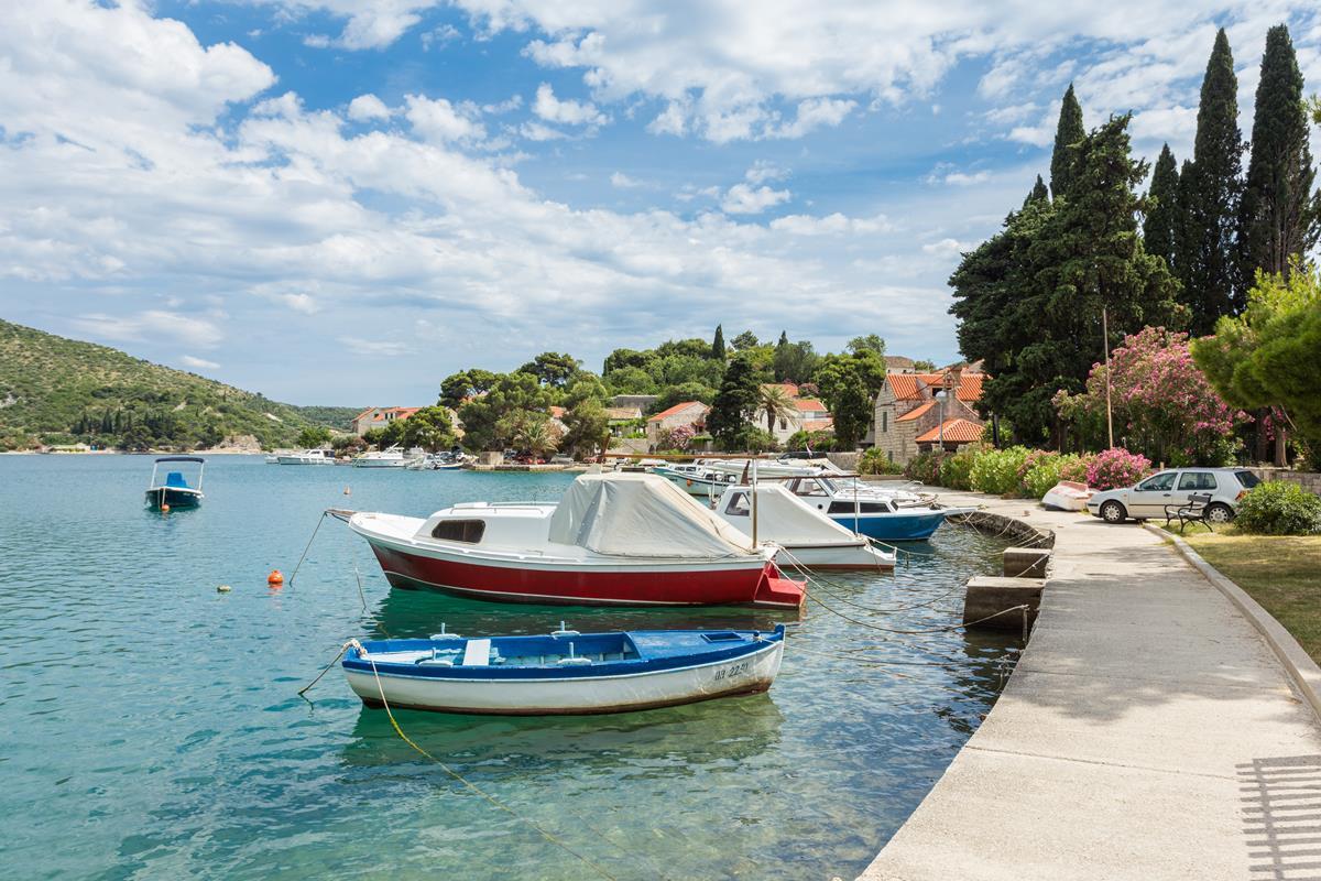 Villa Blue Bay 891, Zaton, Dubrovnik Riviera, Dubrovnik region