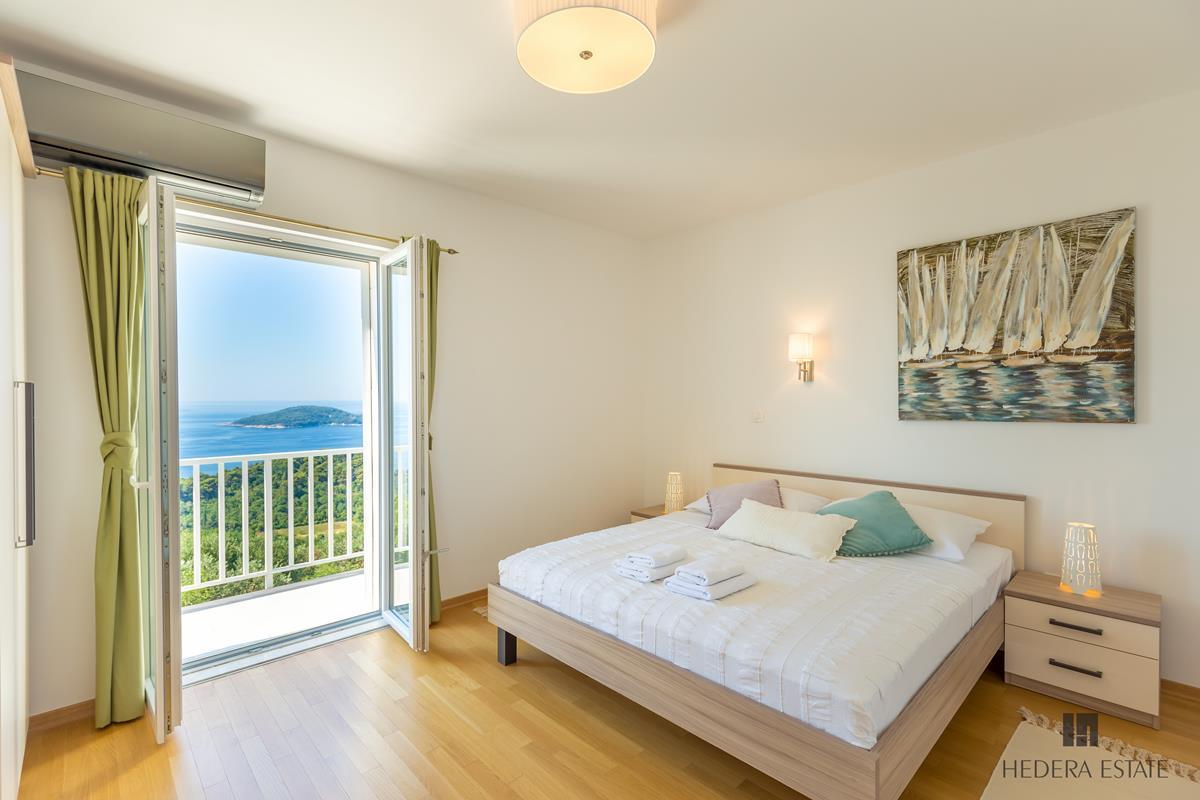Villa Hedera VII 386, Orašac, Dubrovnik Riviera, Dubrovnik region